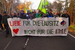Lausitz Demo